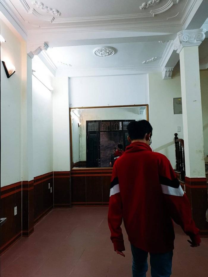 Bán nhà Giáp Nhị, Hoàng Mai 35m2, mt 6m, 10m ô tô tránh