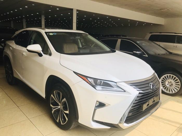 Bán Lexus RX200T sản xuất và đăng ký cuối 2016,biển Hà Nội ,Hóa đơn VAT