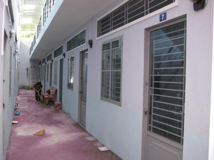 Bán lại dãy phòng trọ 20 phòng tại phường 11, Bến Bình Đông quận 8