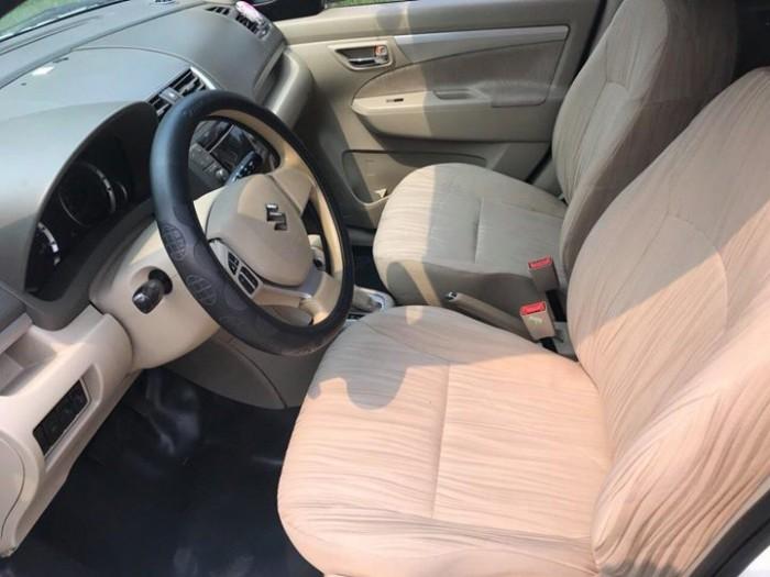 Bán Suzuki Ertiga 2017 tự động nhập Khẩu màu Trắng tuyệt mới