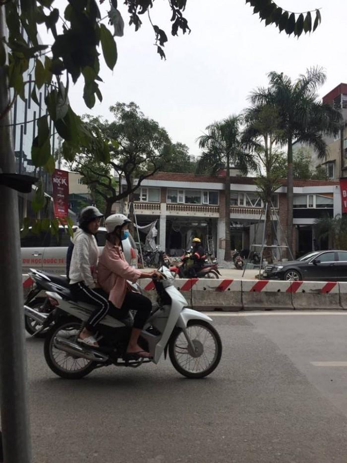 Chính chủ bán mặt phố Ô Chợ Dừa 150m*4 tầng, mặt tiền gần 8m