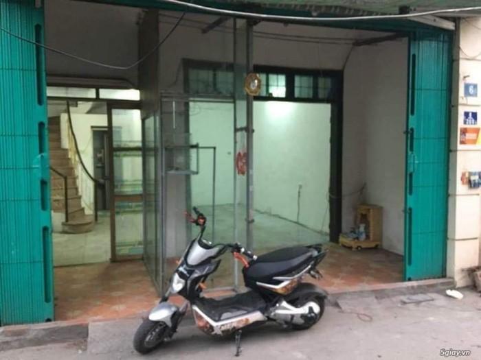 Nhà ngõ ô tô, phố Tân Mai, Hoàng Mai 45 m2, 4 tầng, MT 5.5m