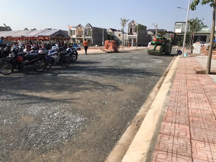 Bán mảnh đất ở ngay gần vòng xoay An Phú
