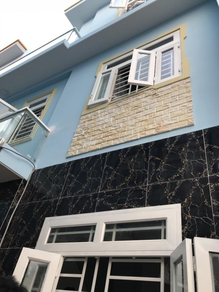 Nhà 2 lầu mới đẳng cấp Bình Tân giá bình dân chỉ 2tỷ 090