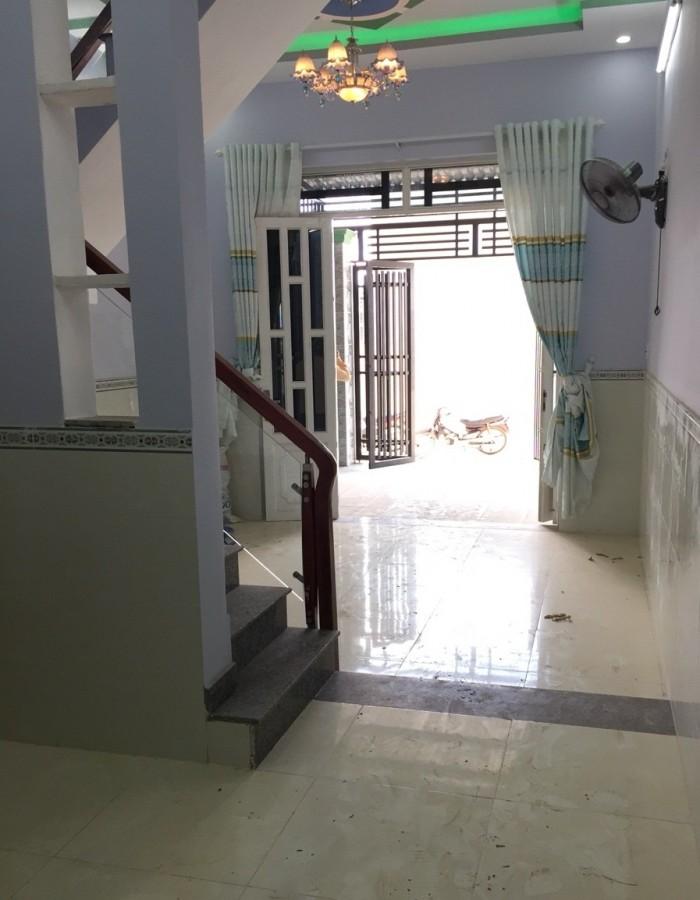 Nhà 1/ Phạm Văn Sáng 4x14 1 lầu 2 pn đường nhựa 6m