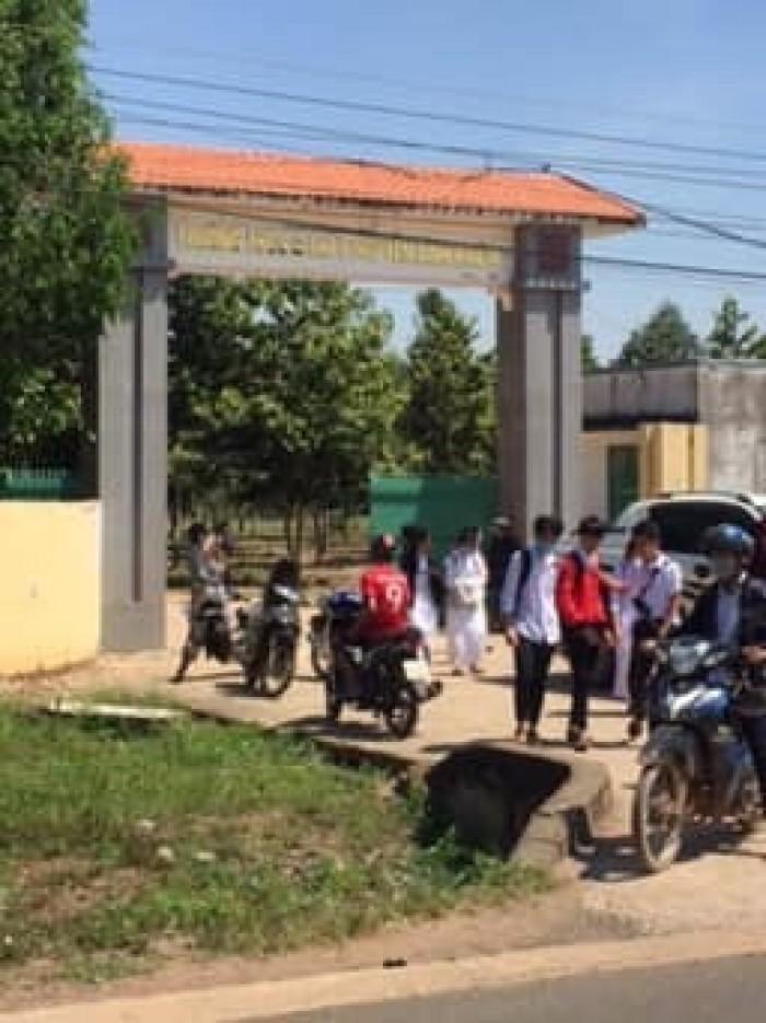 Đất mặt tiền quốc lộ 14 ngay kcn becamex sổ hồng riêng