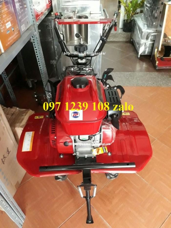 Bộ làm đất đa năng Honda 7,5HP chạy xăng, Honda GX3901