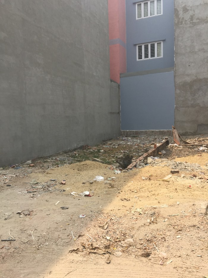 Chính chủ bán lô đất 3x14m, nở hậu, hẻm 7m Nguyễn Phúc Chu, sổ hồng.