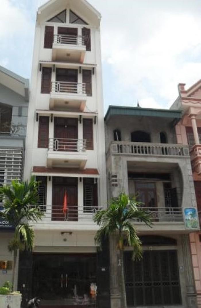 Bán nhà đường Tạ Quang Bửu, gần bến xe quận 8, 1 trệt 4 lầu, 147,2m2. giá 4.5 tỷ