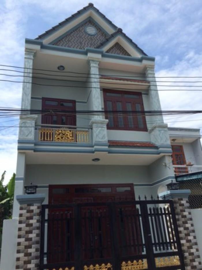 Bán nhà đường Nguyễn Văn Trỗi 86.3m2, ngang 4.8m, 1 trệt 1 lầu