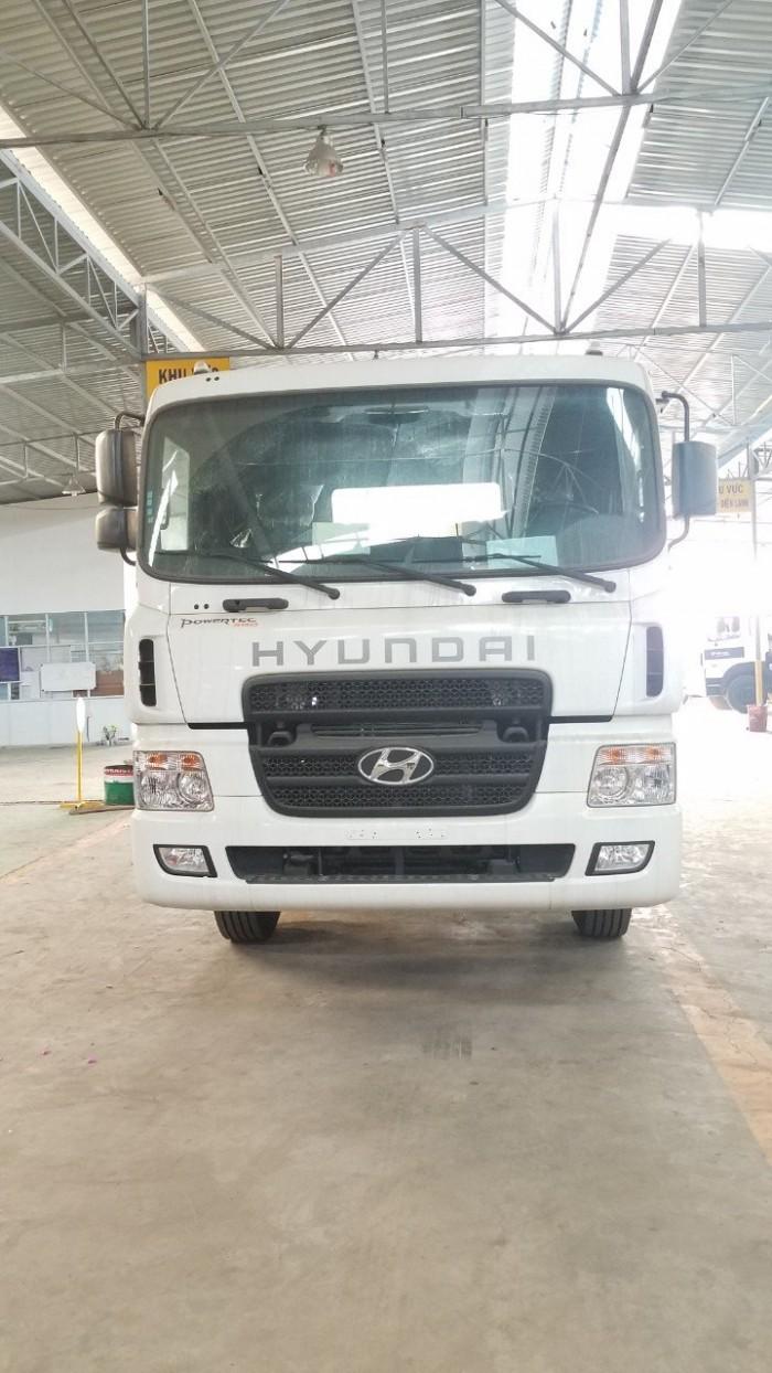 Xe Hyundai hd 4 chân tải 17.9 tấn nhập khẩu từ Hàn Quốc 4