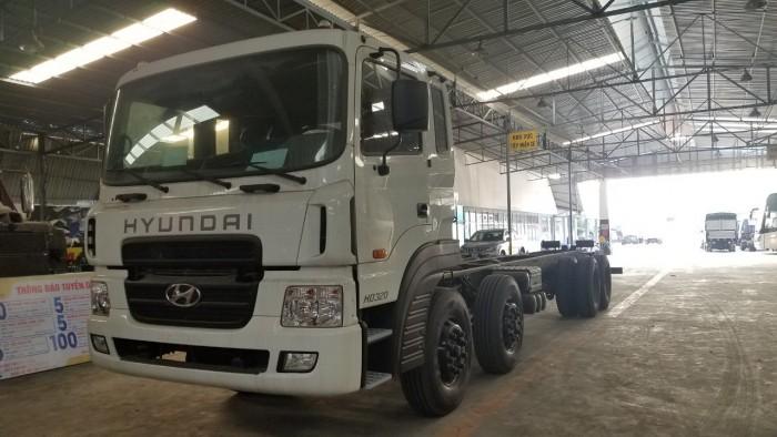 Xe Hyundai hd 4 chân tải 17.9 tấn nhập khẩu từ Hàn Quốc 3