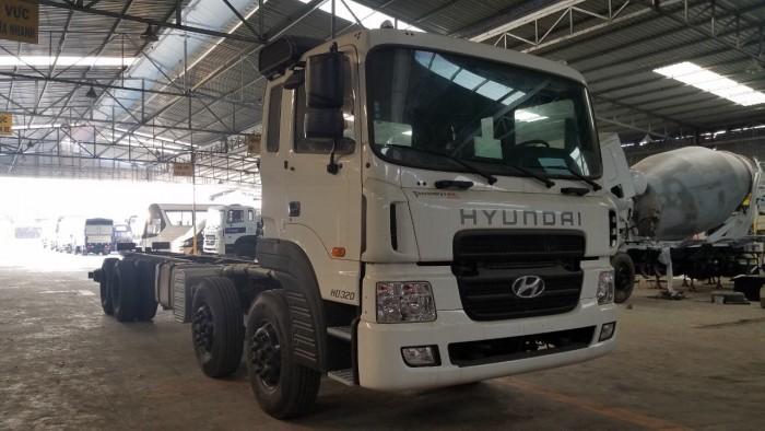 Xe Hyundai hd 4 chân tải 17.9 tấn nhập khẩu từ Hàn Quốc 2