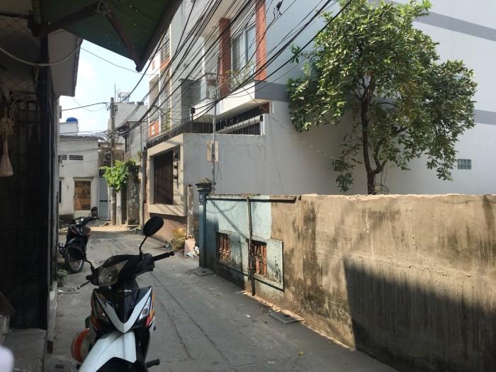 Bán đất chính chủ hẻm 79 Bờ Bao Tân Thắng 4x16 giá 4 tỷ P. Sơn Kỳ