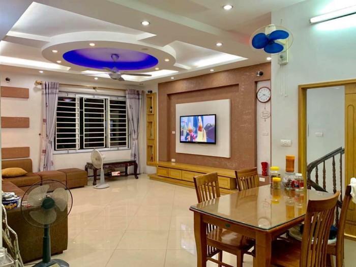Bán nhà đẹp 5 tầng, kinh doanh, gần phố Nguyễn An Ninh giá 4.8 tỷ