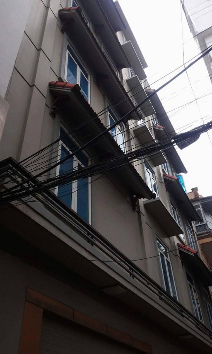 Bán nhà Phố Mã Mây Hàng Chĩnh 30m 4 tầng 4.2 Mặt tiền Hoàn Kiếm ô tô thoải mái