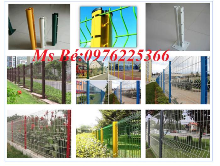 Hàng rào lưới thép hàn