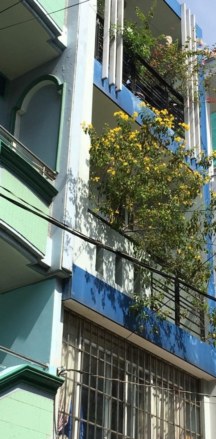 Bán nhà mặt tiền 3/2, Quận 11, 130m2, 5 tầng