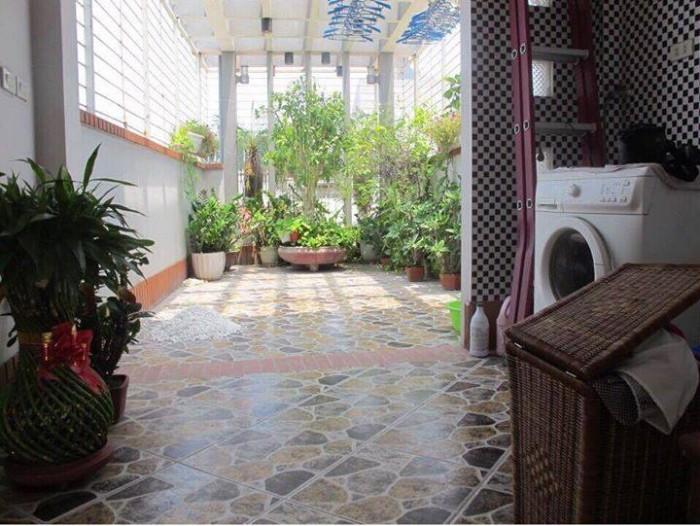 Bán nhà hiếm, đẹp phố Yên Lãng 38m*5 tầng, ngõ nông, đường rộng