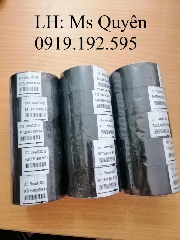 Cuộn ruybang in date, sử dụng cho máy in date, máy đóng date bán tự động, máy đóng date lắp trên máy đóng gói, máy đóng date hp241b,.......0