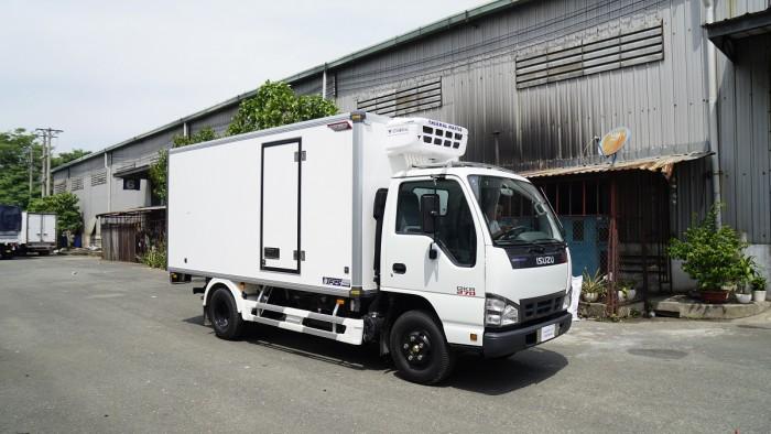 Bán Xe tải đông lạnh isuzu, xe 1t4, 1t9, 2 tấn 1