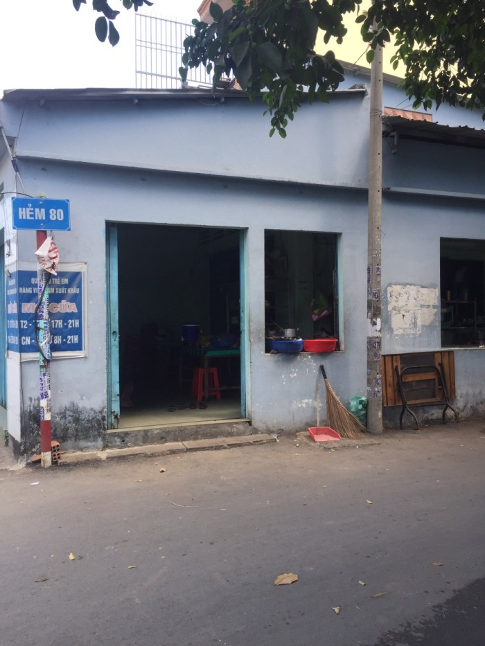 Cần bán nhanht lô đất Nguyễn Văn Quá Quận 12. giá hữu nghị bán 1ty2
