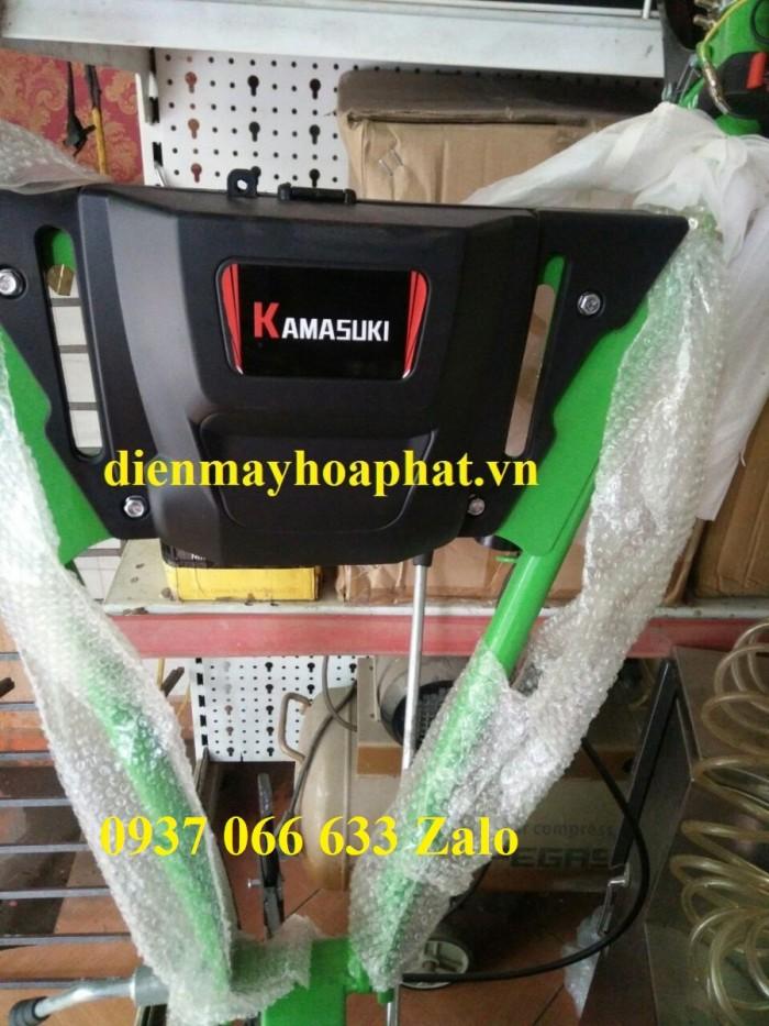 Máy xới đất đa chức năng Kamasuki Nhật Bản_ 7hp,chạy xăng cực khỏe,giá cực rẻ2