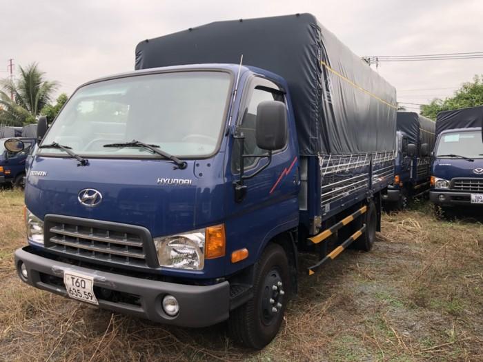 Xe Tải 8 Tấn Cà Vẹt Hyundai Thùng 5m 6