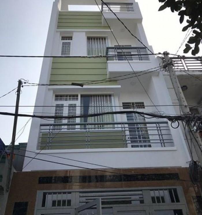 Thiếu nợ bán nhà Thành Thái p14 Q10. 86m2 5 lầu chỉ 4.2 tỷ