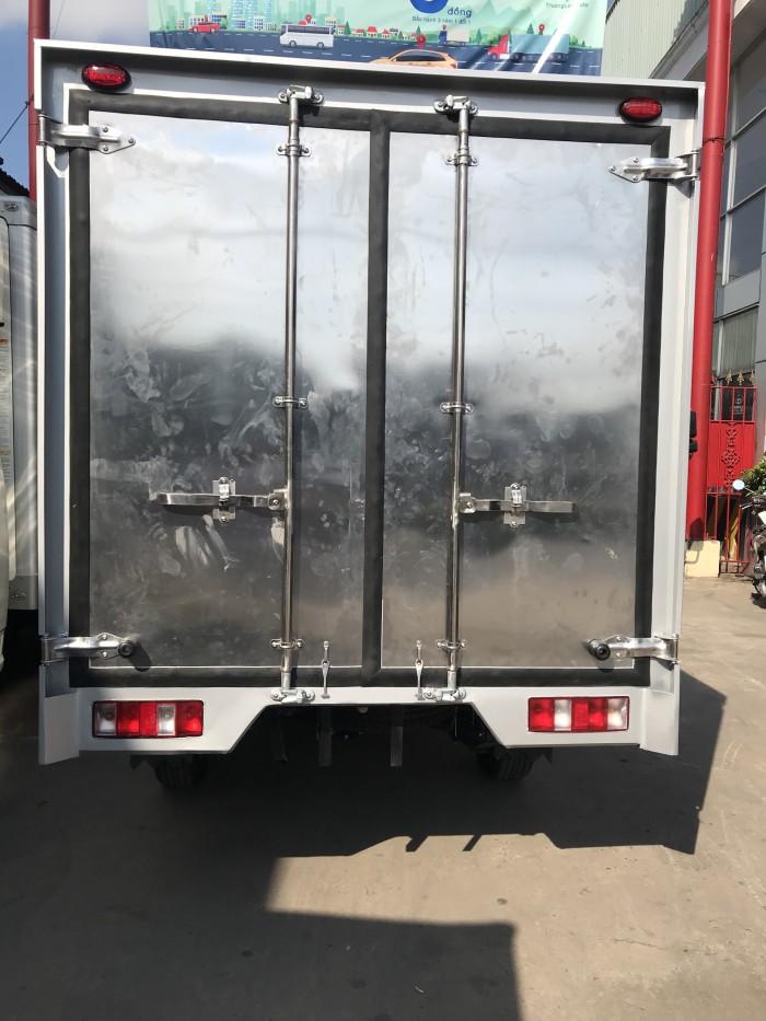 Tera100 động cơ mitsubishi thùng 2m8