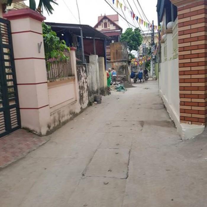 Bán đất khu Thạch Bàn, Long Biên 50m2 ngõ ô tô