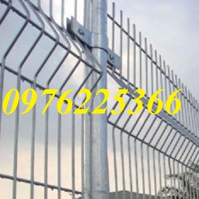 Hàng rào mạ kẽm4