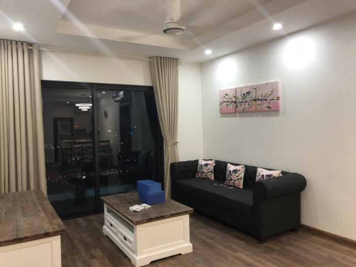 [Goldmark City] Bán căn hộ 3PN, ban công Đông Nam, full đồ