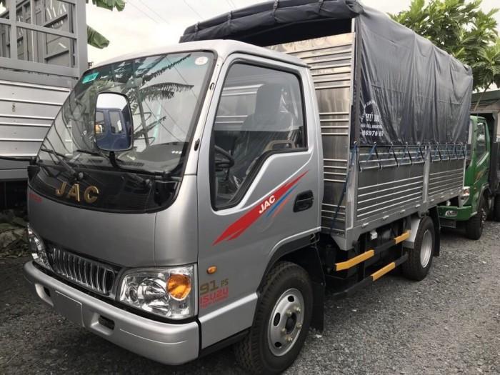 Xe tải 2.5 tấn ga cơ máy ISUZU NHẬT