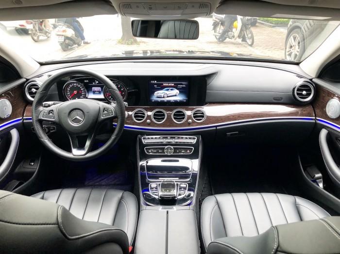 Xe lướt - Mercedes E250 2018 cũ màu Đen chính chủ giá tốt