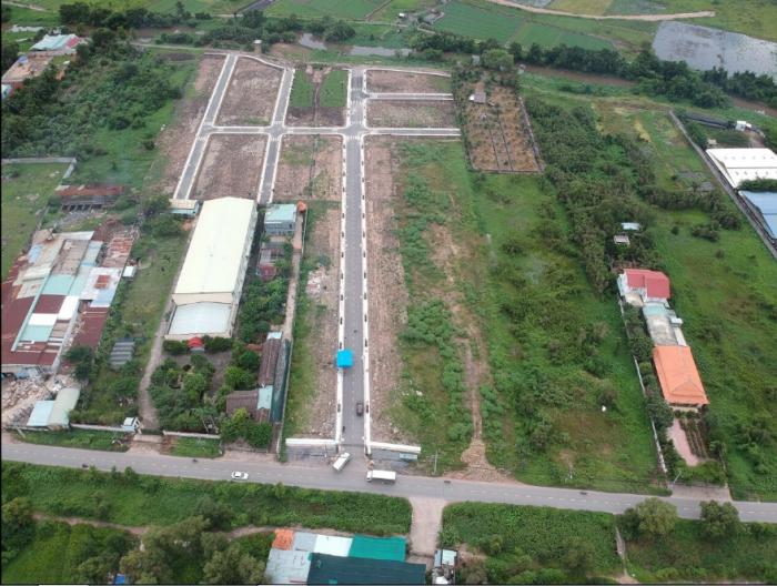 Dự án 2 MT Võ Văn Bích - Lê Văn Khương, Củ Chi.