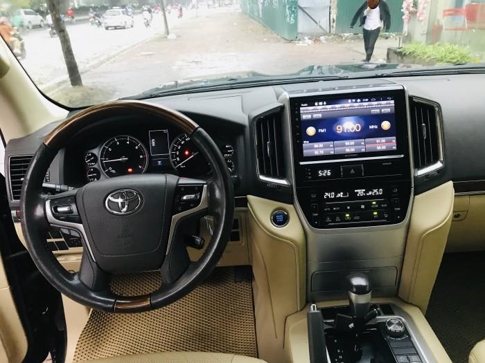 Toyota Land Cruise 4.6,sản xuất và đăng ký 2016,có hóa đơn VAT.biển Hà Nội