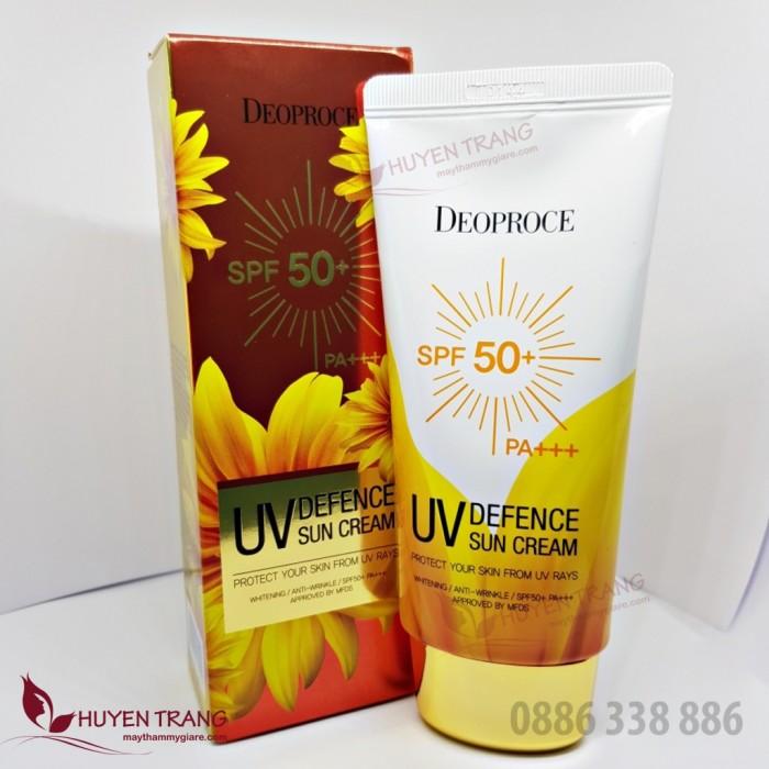 Kem chống nắng Deoproce SPF 50+