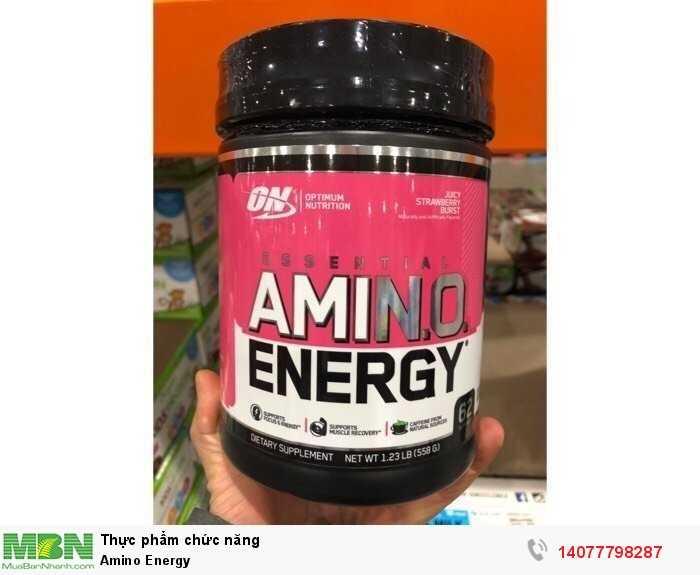Amino Energy - On Essential Amino Energy 30 Servings0