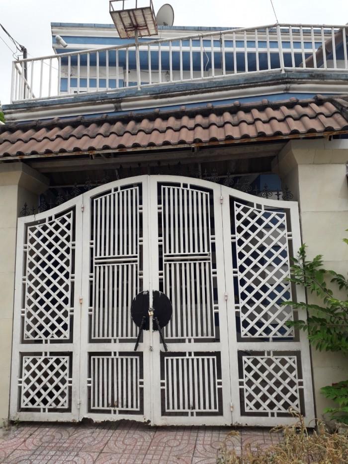 Nhà 1 Trệt 1 Lầu 7m X 13m Đường Nhựa Ấp Cây Trâm Xã Phú Hòa Đông, Củ Chi