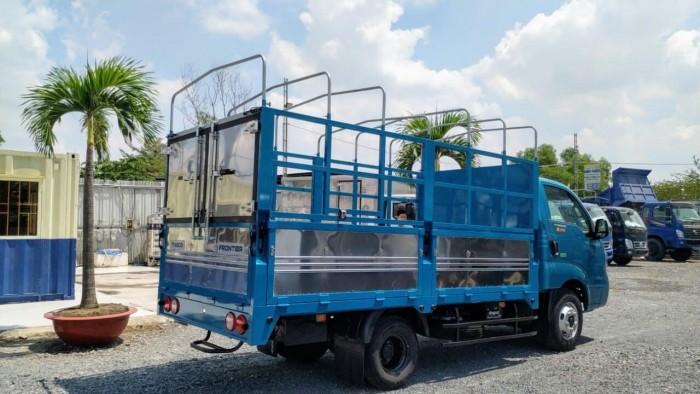 Xe tải KIA K250 2.4 tấn, hỗ trợ trả góp ngân hàng 5
