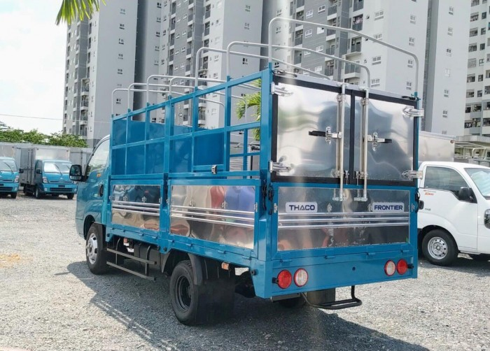 Xe tải KIA K250 2.4 tấn, hỗ trợ trả góp ngân hàng 4