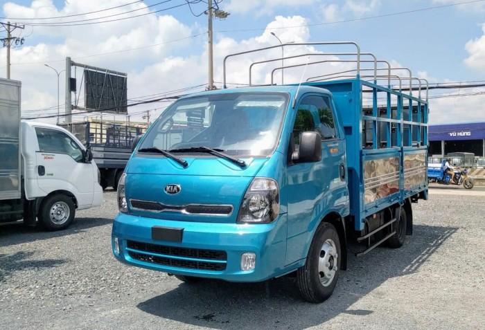 Xe tải KIA K250 2.4 tấn, hỗ trợ trả góp ngân hàng 0
