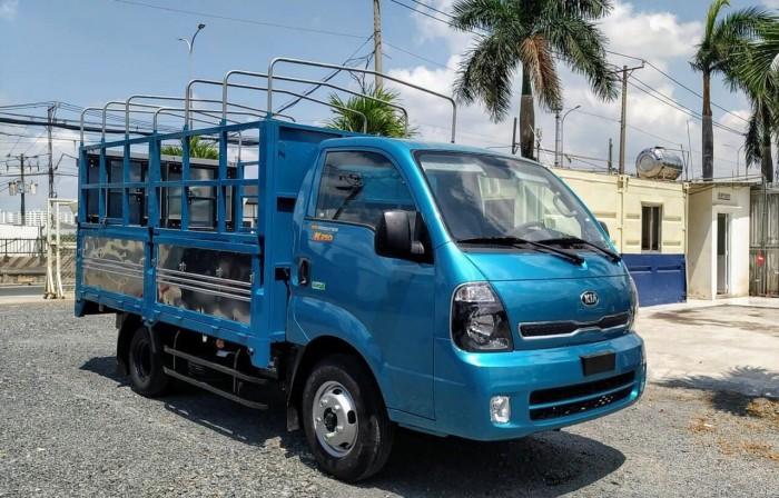 Xe tải KIA K250 2.4 tấn, hỗ trợ trả góp ngân hàng 3