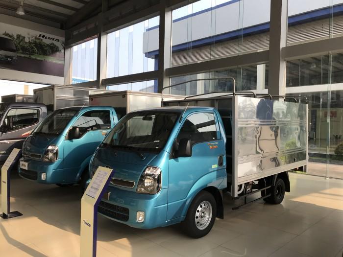 Xe tải 2.4 tấn, KIA K200 K250, hỗ trợ trả góp