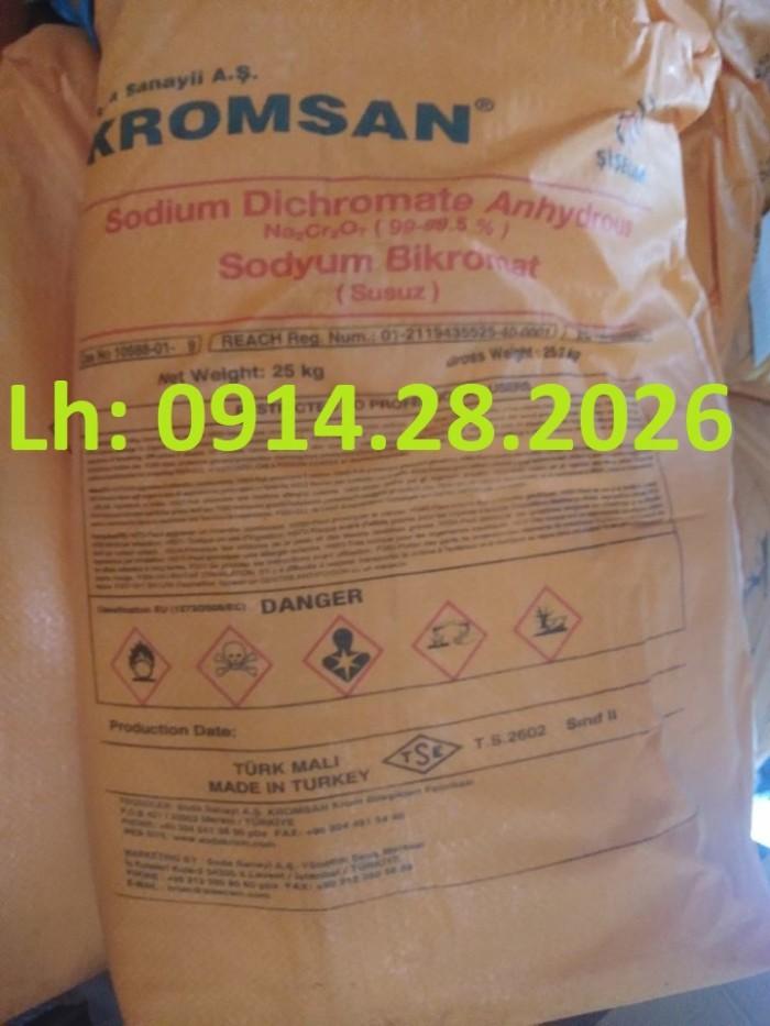 Bán Na2Cr2O7 - Sodium Bichromate1