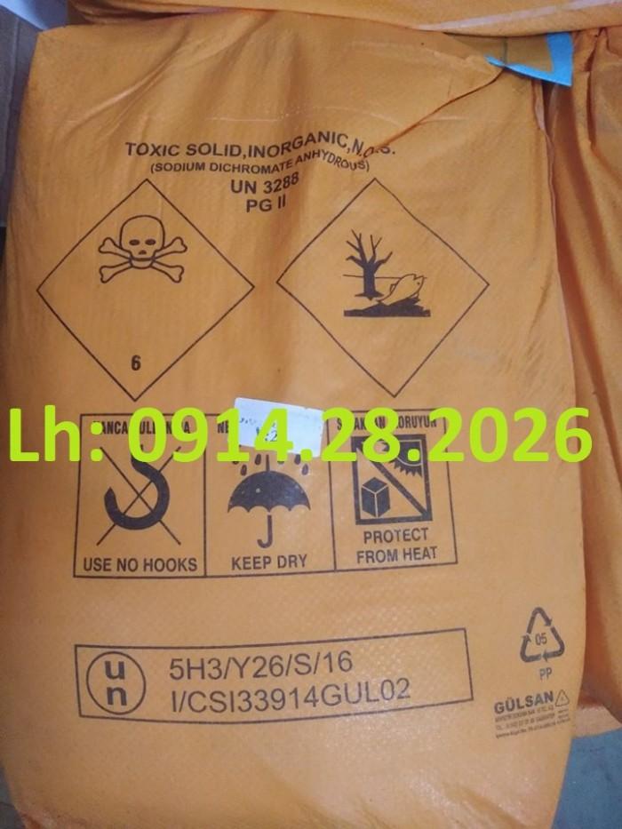 Bán Na2Cr2O7 - Sodium Bichromate0