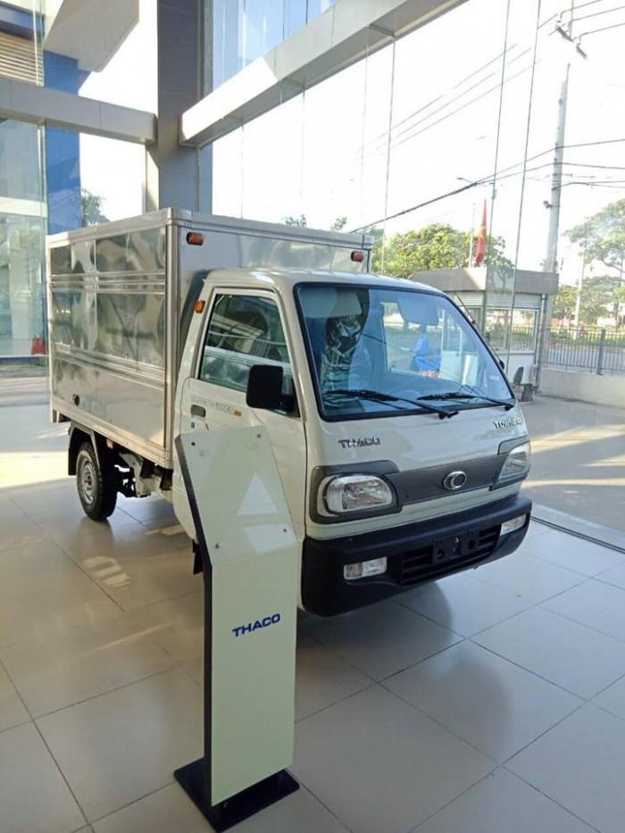 Xe tải Thaco Towner 990, hỗ trợ trả góp ngân hàng 2