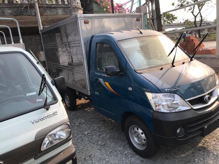 Xe tải Thaco Towner 990, hỗ trợ trả góp ngân hàng 1