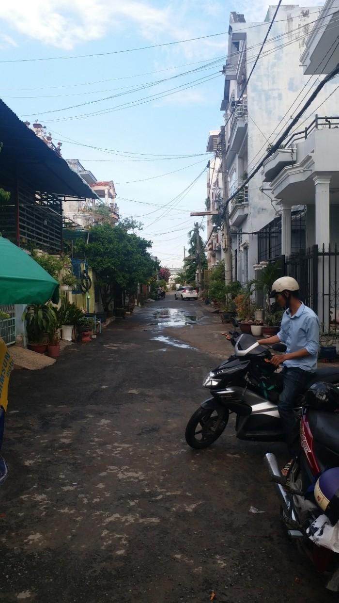 Bán nhà đường Phan Văn Trị p11 Bình Thạnh
